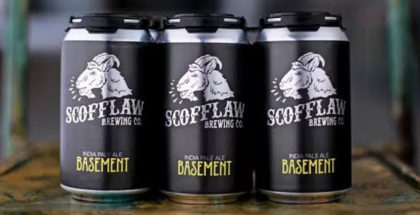 Scofflaw Brewing Basement IPA