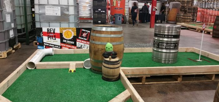 Event Recap | CCBW Putt-Putt at Revolution Brewing