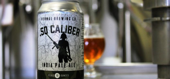 Vernal Brewing Company | .50 Caliber IPA