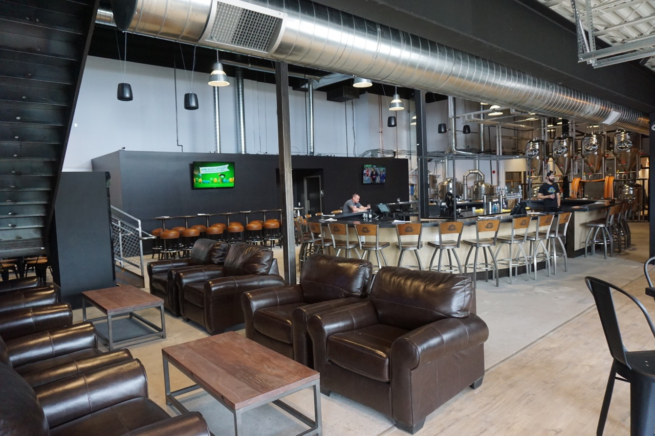 Brewery Preview Grist Brewing Opens Second Brewhouse