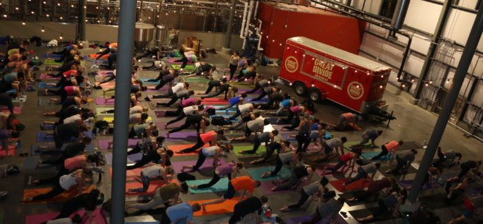 Is the Beer + Yoga Trend Here to Stay?