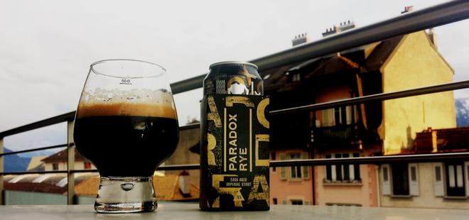 BrewDog | Paradox Rye Cask-Aged Imperial Stout