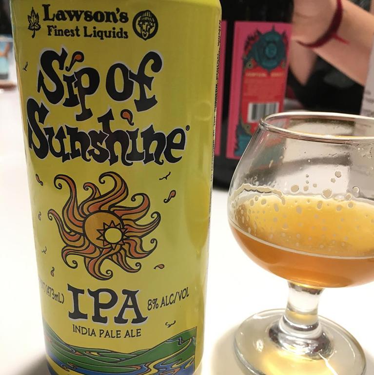lawnsons finest liquids sip of sunshine