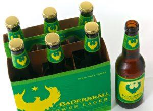 baderbrau lawnmower beer