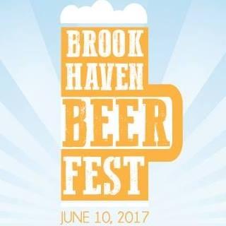 Brookhaven Beer Festival 2017 Logo