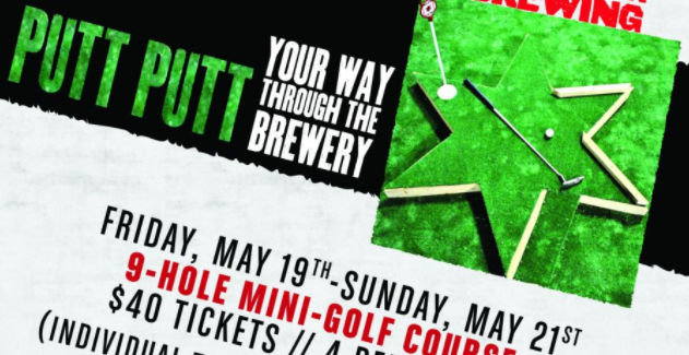 Event Preview | CCBW Putt Putt at Revolution Brewing
