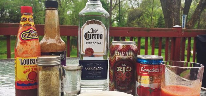 Cinco de Mayo Beer Cocktails with Manayunk Brewing Company's El Rio Lager