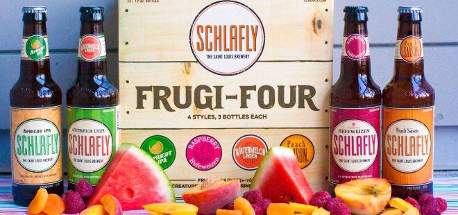 Schlafly Debuts New Frugi-Four Sampler Pack