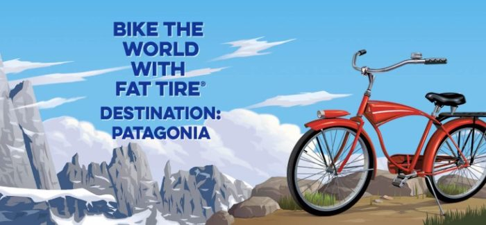 Bike the World with Fat Tire: Lend a Hand and Win a Trip to Patagonia