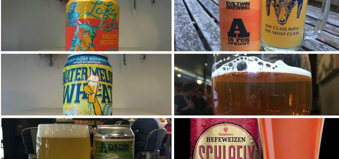 Ultimate 6er | Fruit Infused Beers Can Make Your Summer
