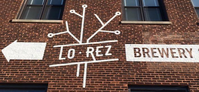 Lo Rez Brewing's Taproom Opens in Pilsen Neighborhood of Chicago