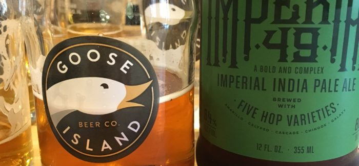 Goose Island Set to Release Four New Beers