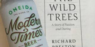 Beer & Book Club | The Wild Trees & Modern Times Oneida