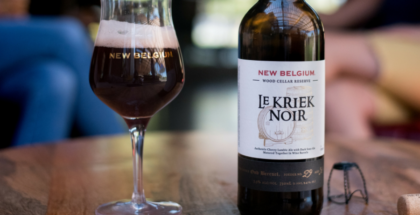New Belgium Wood Cellar Reserve Series