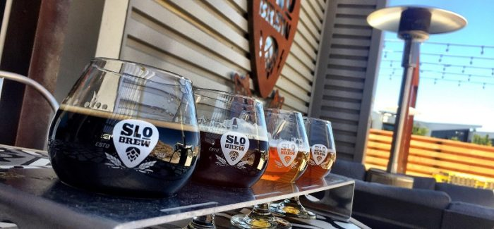 Brewery Showcase | SLO Brew