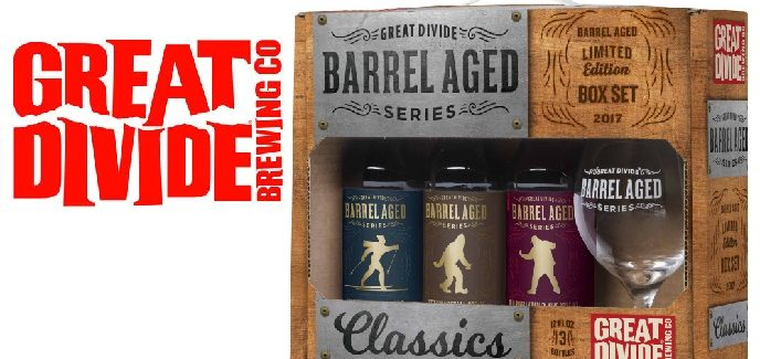 Great Divide's Barrel Aged Classics Say Goodbye For Now With Limited Edition Box Set