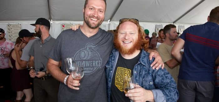 Kyle Carbaugh Wiley Roots Brewing
