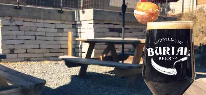 Burial Beer Co. Beer Release Seasoned Skillet