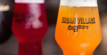 Photo Credit: Urban Village Brewing Company