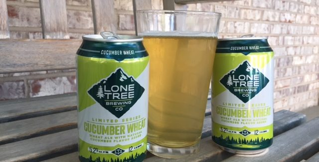 Lone Tree Brewing Company | Cucumber Wheat