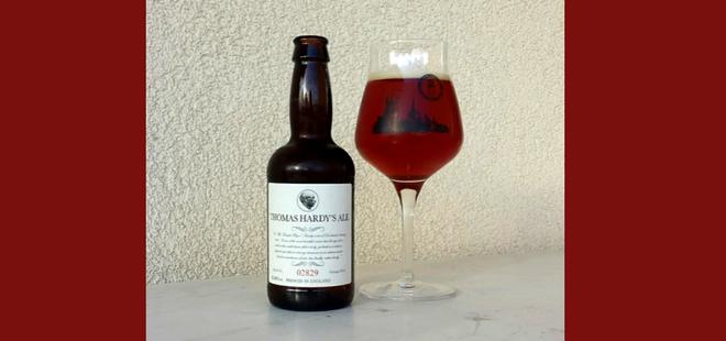 Thomas Hardy Ale