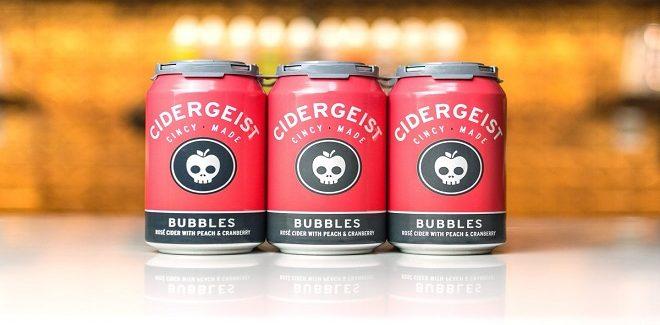 Cider Showcase | Cidergeist (Rhinegeist) Bubbles