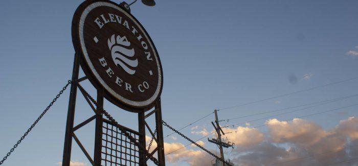 Elevation Beer Company   Elevation Pilsner
