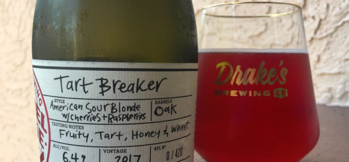 Drake's Brewing Co. | Tart Breaker Sour Blonde