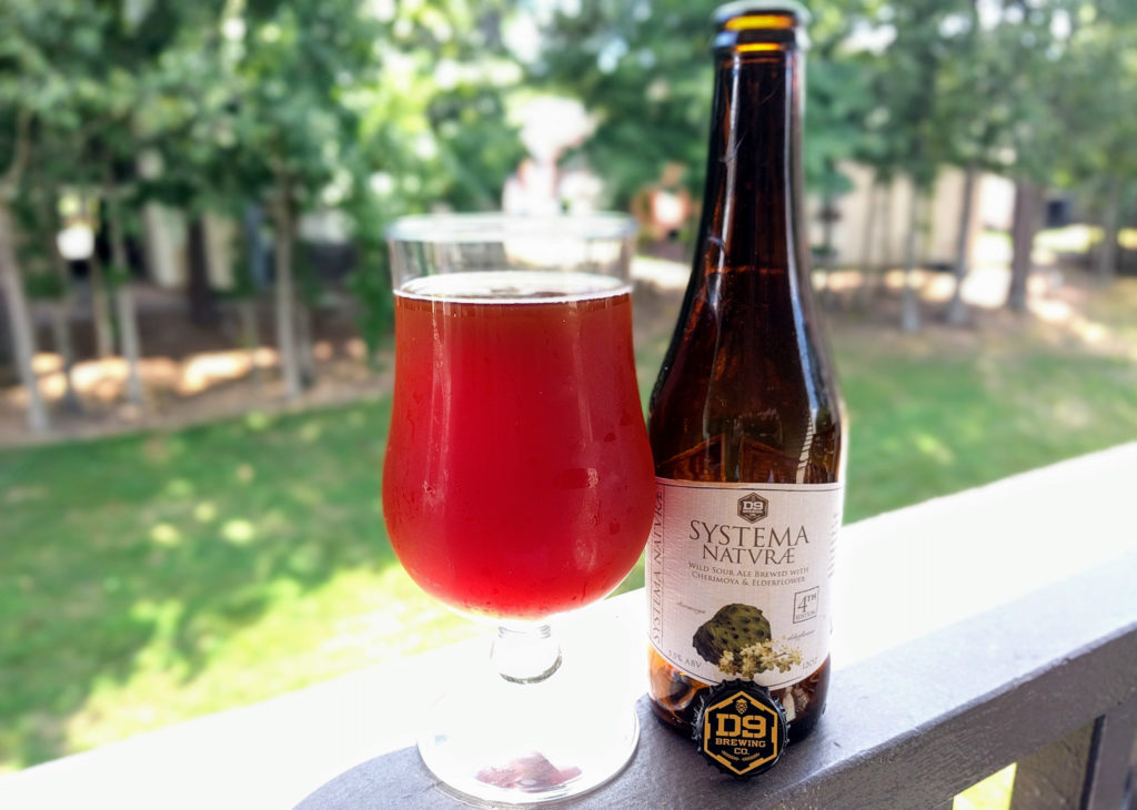 D9 Brewing Co. Systema Naturae