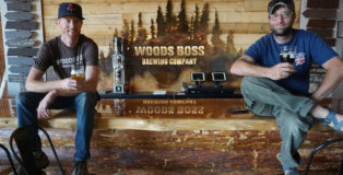 Woods Boss Brewing Jordan Fink Chad Moore