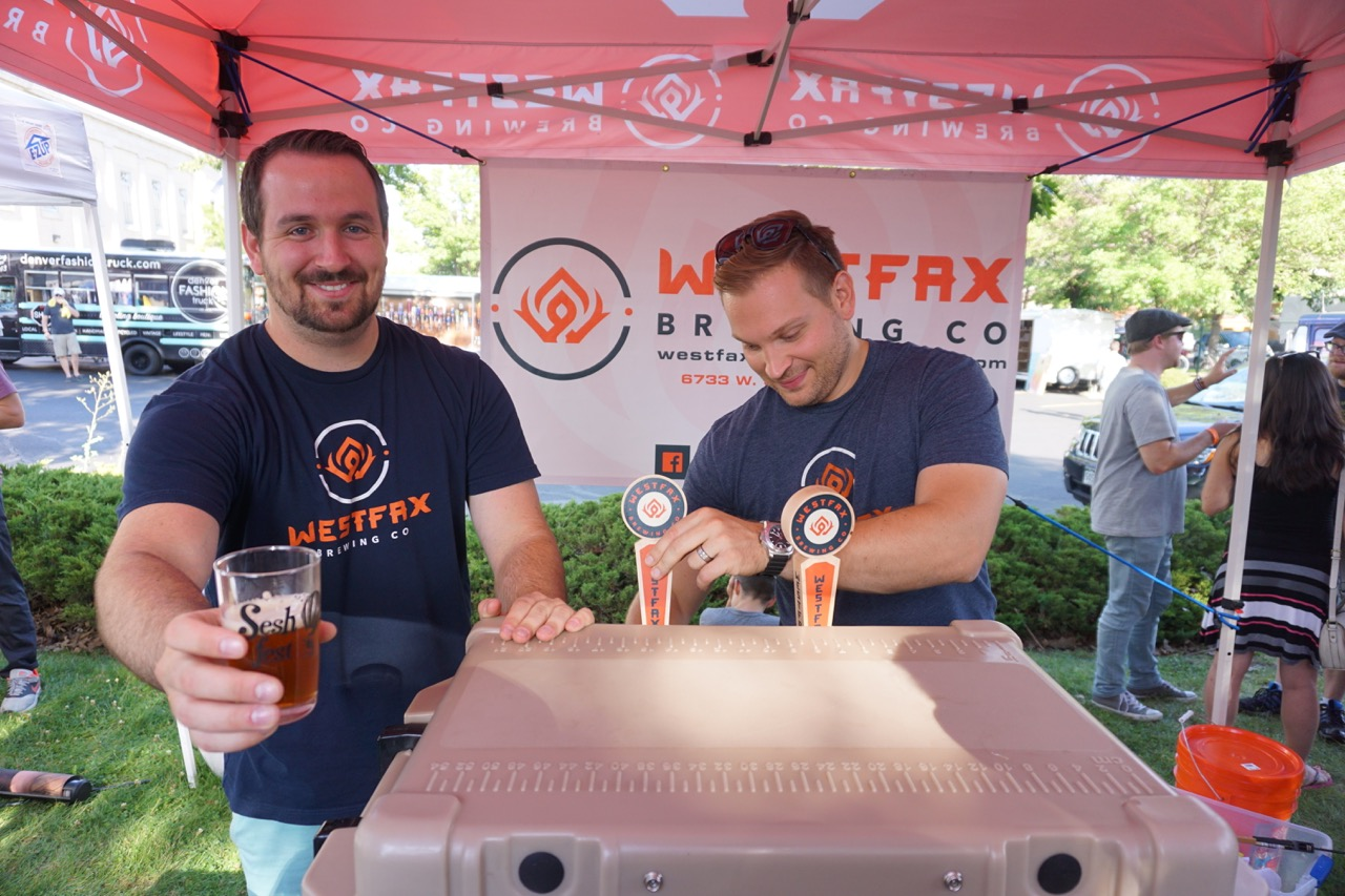 Westfax Brewing Sesh Fest