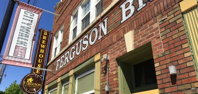 Brewery Showcase | Ferguson Brewing Company