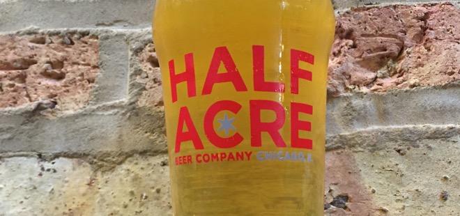 Half Acre Beer | Wooden Teeth Brett Saison