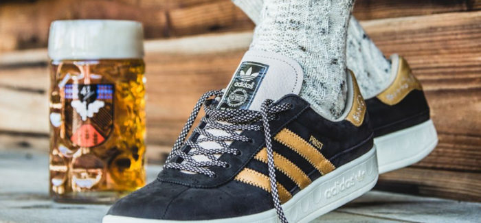 Adidas Launches Beer-Proof München Oktoberfest Themed Sneakers