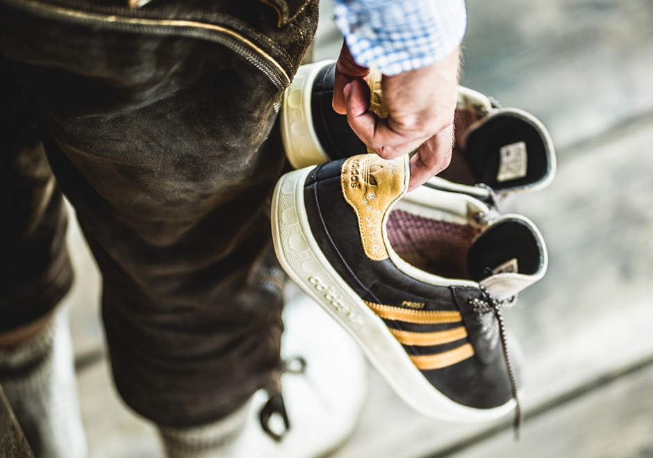Adidas Beer Resistant Shoes