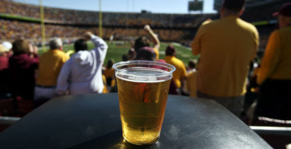 College Football Beer