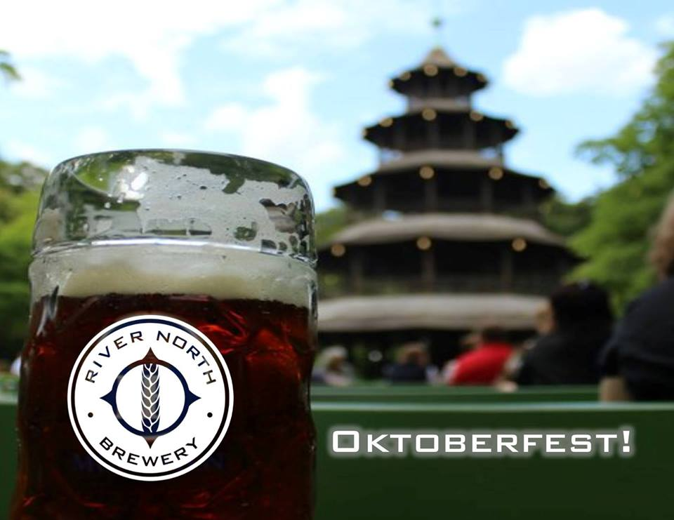 river north brewery oktoberfest