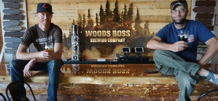 Woods Boss Brewing | Great Beers & Great Atmosphere