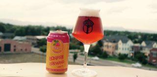 Bonfire Brewing | Pink-I Raspberry IPA