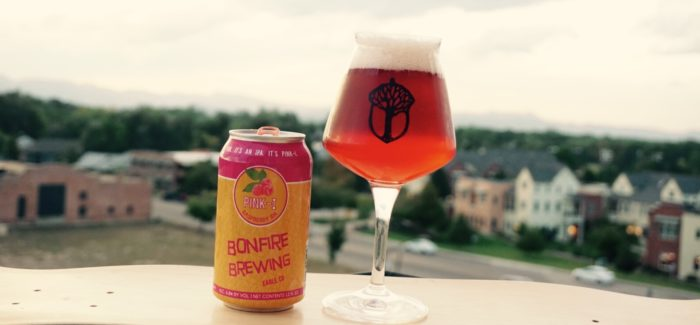Bonfire Brewing | Pink-I Raspberry IPA