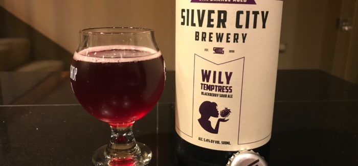 Silver City Brewery | Wily Temptress