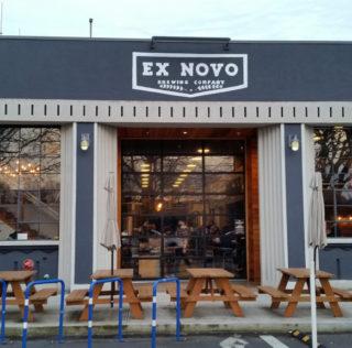 PorchDrinking Playlist | Ex Novo Brewing