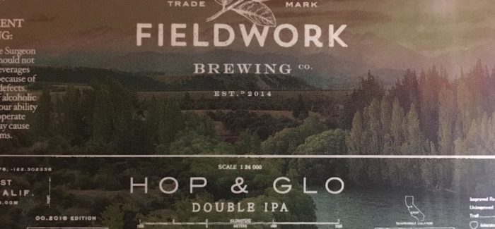 Fieldwork Brewing Co. | Hop & Glo Double IPA