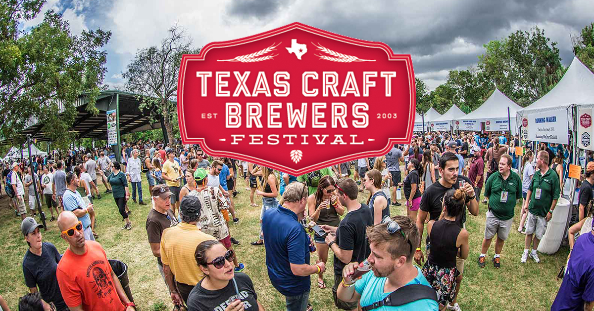 texas craft brewers festival beer list announced