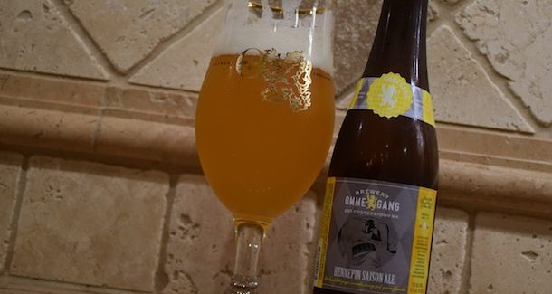 Brewery Ommegang | Hennepin Farmhouse Saison
