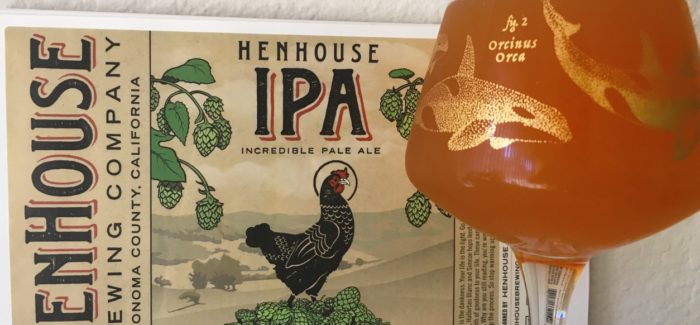 HenHouse Brewing | IPA (Incredible Pale Ale)