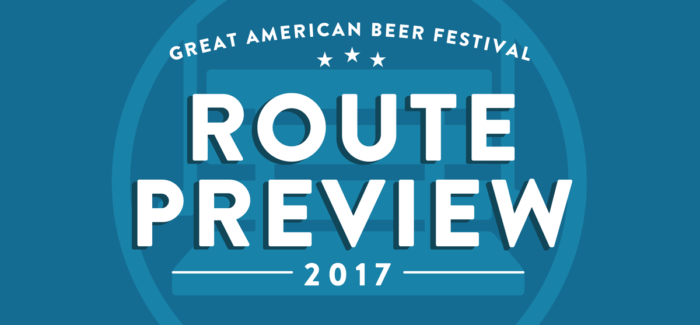 2017 GABF Route Guide | Fruit Beers Route