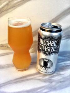 Burgeon Beer Company Hitched on Haze