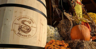 Savannah River Brewing Co. Fall Beer Dinner