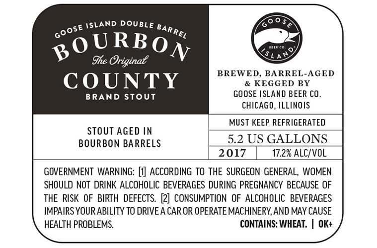Bourbon County Brand Stout